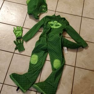 PJ Masks Gecko 3t-4t Halloween Costume